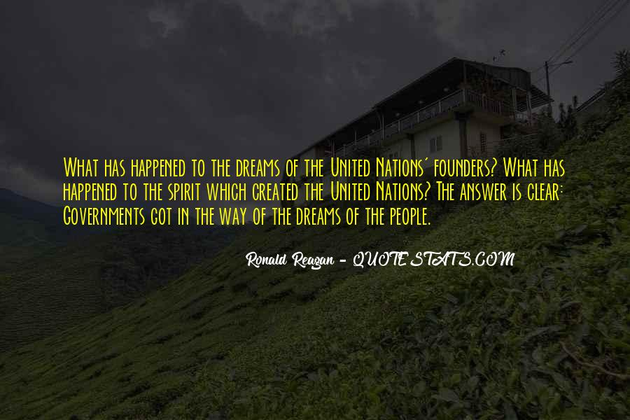 Quotes About United Nations #395567