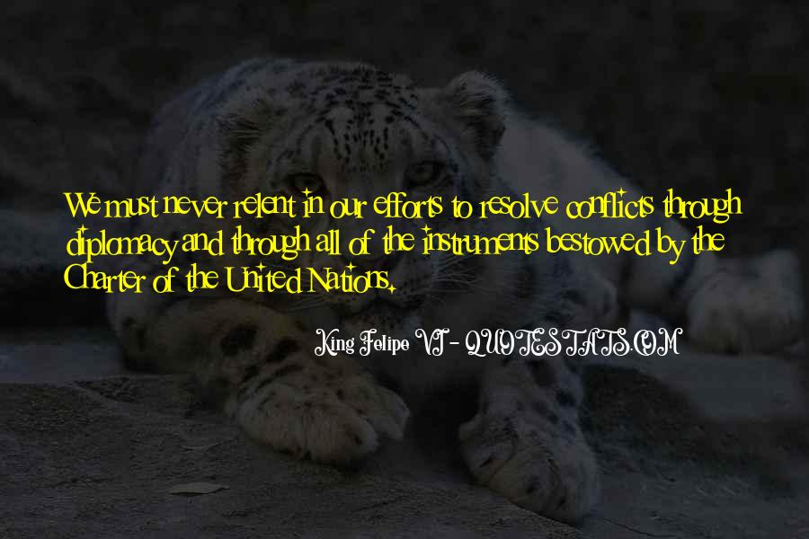 Quotes About United Nations #441081