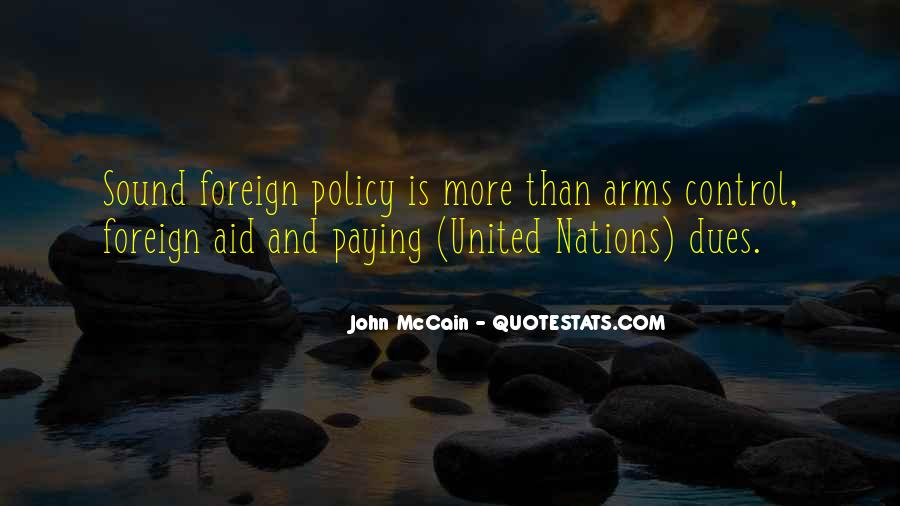 Quotes About United Nations #46561