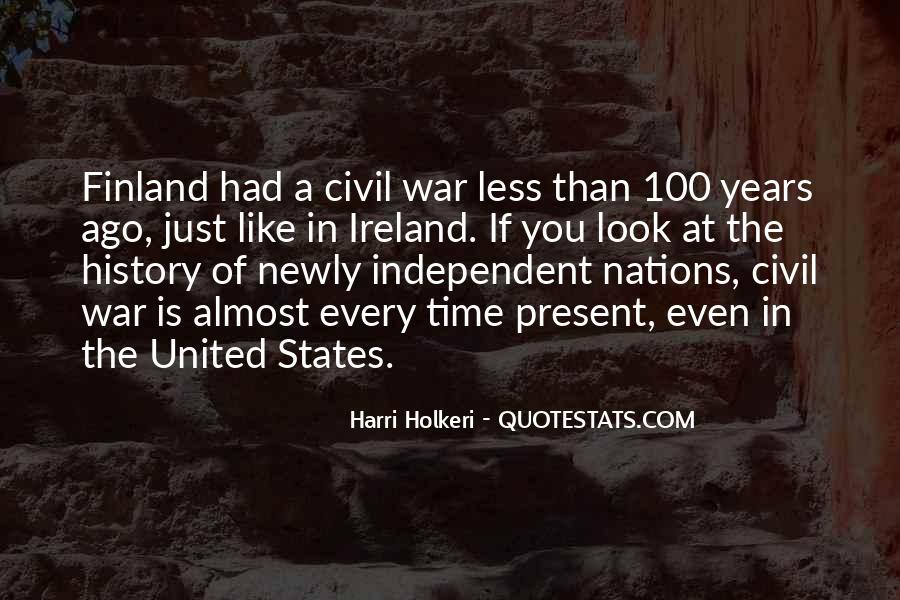 Quotes About United Nations #487744