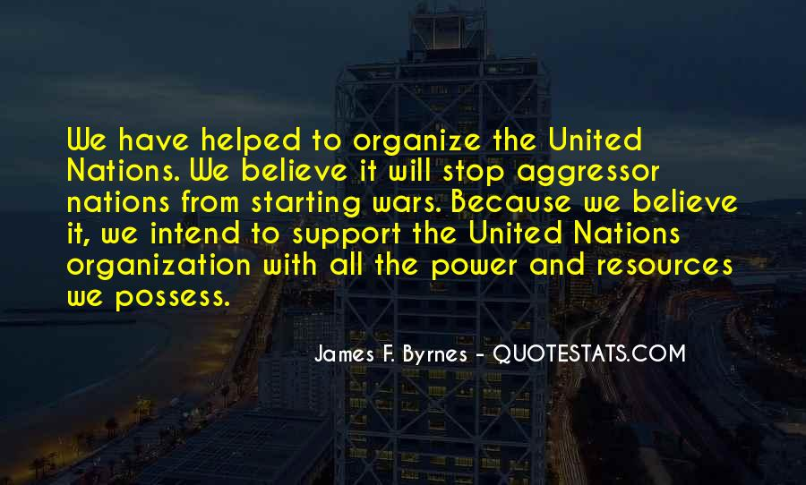 Quotes About United Nations #489071