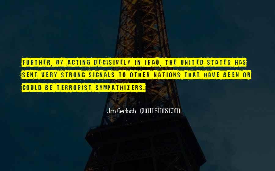 Quotes About United Nations #74033
