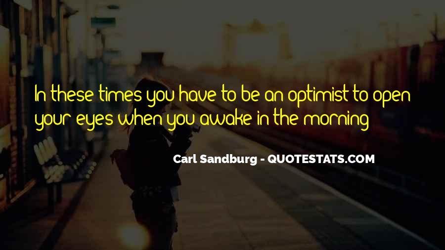 Quotes About Carl Sandburg #123553