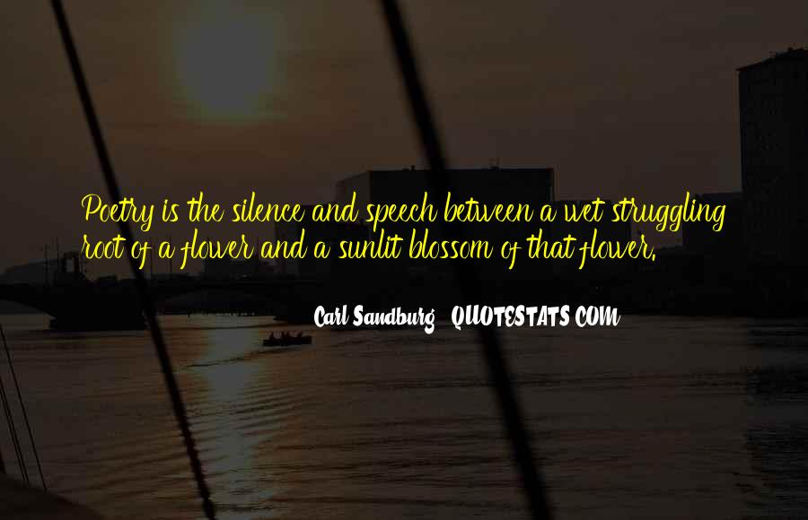 Quotes About Carl Sandburg #144503