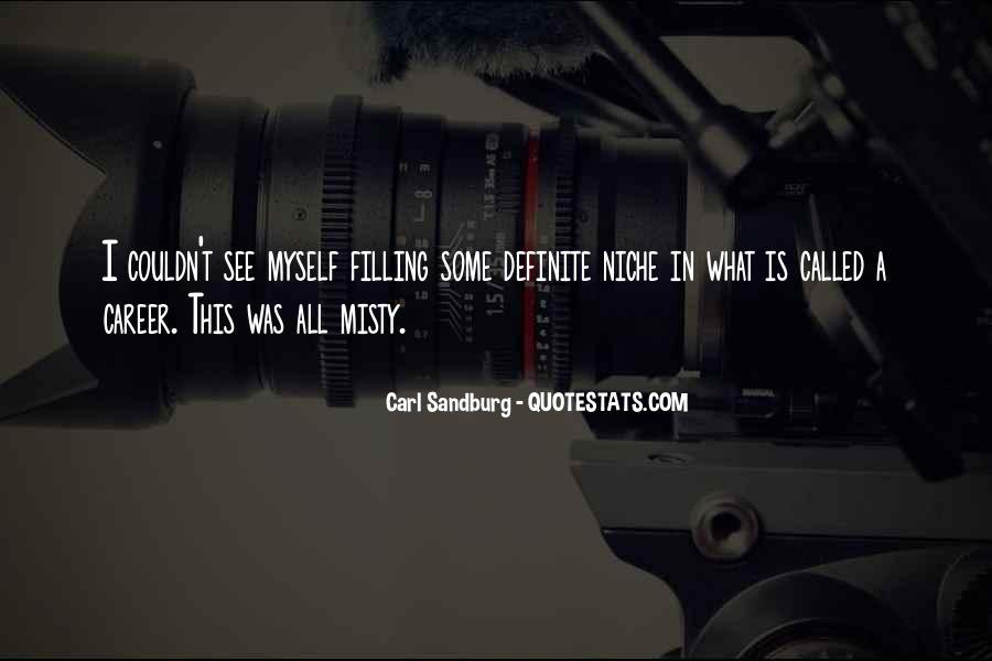 Quotes About Carl Sandburg #188576