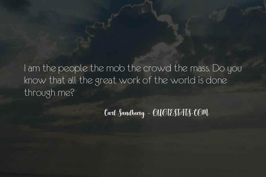 Quotes About Carl Sandburg #215180