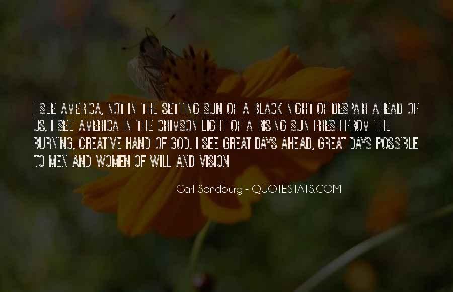 Quotes About Carl Sandburg #257002