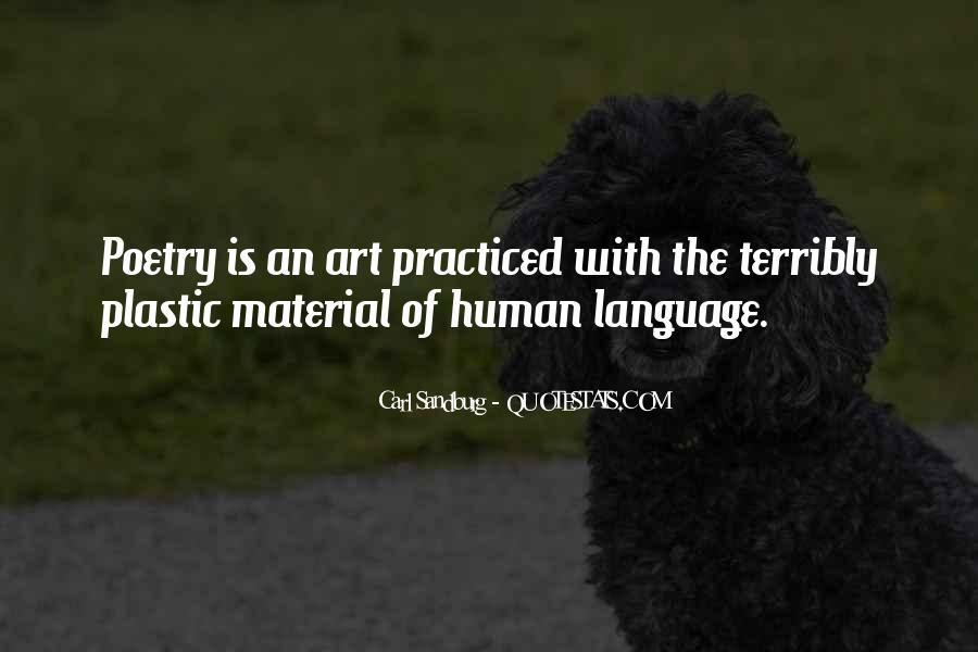Quotes About Carl Sandburg #259390