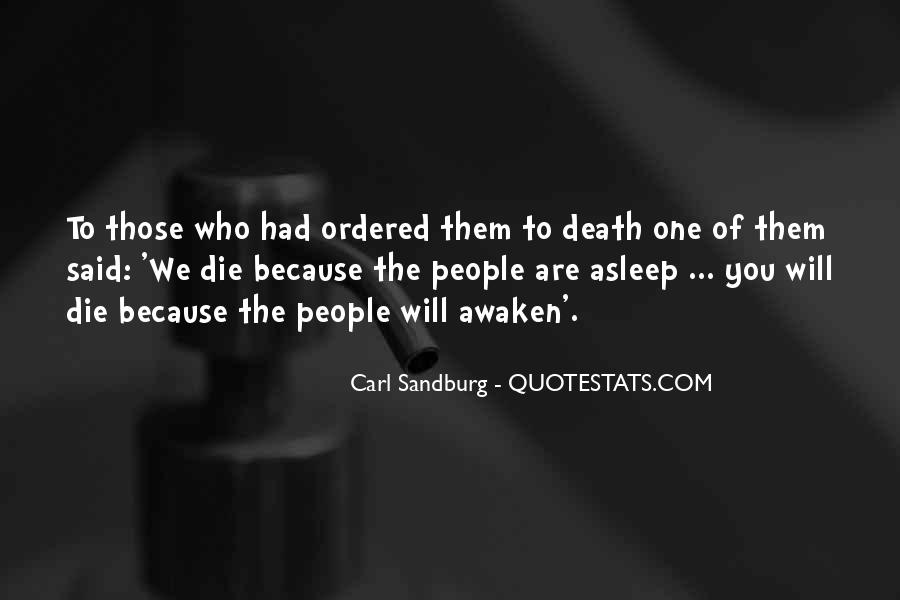 Quotes About Carl Sandburg #262374