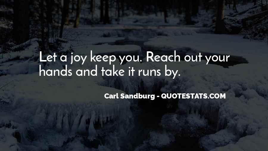 Quotes About Carl Sandburg #293854