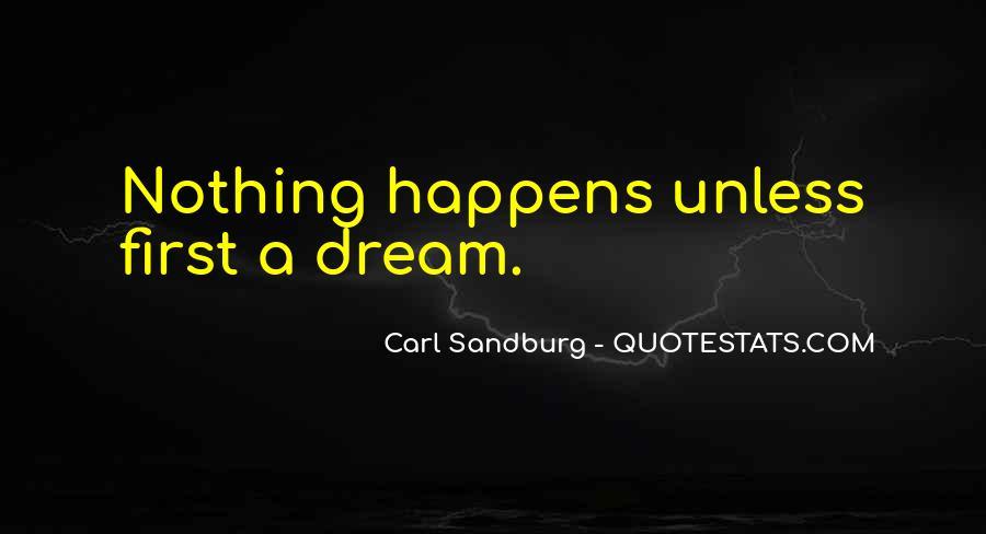Quotes About Carl Sandburg #320611
