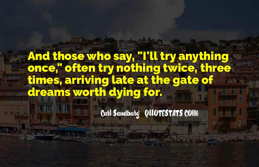 Quotes About Carl Sandburg #348263