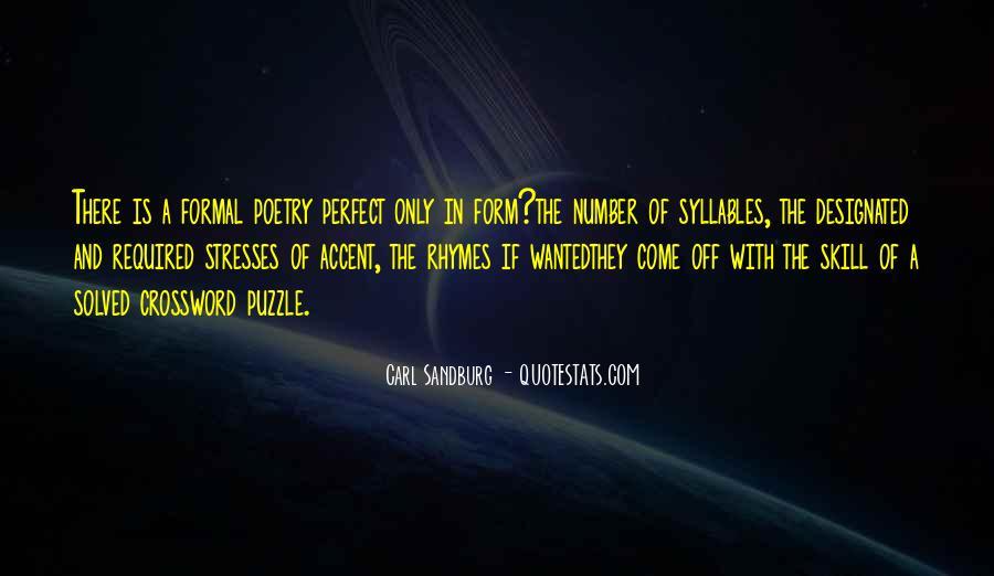 Quotes About Carl Sandburg #353233