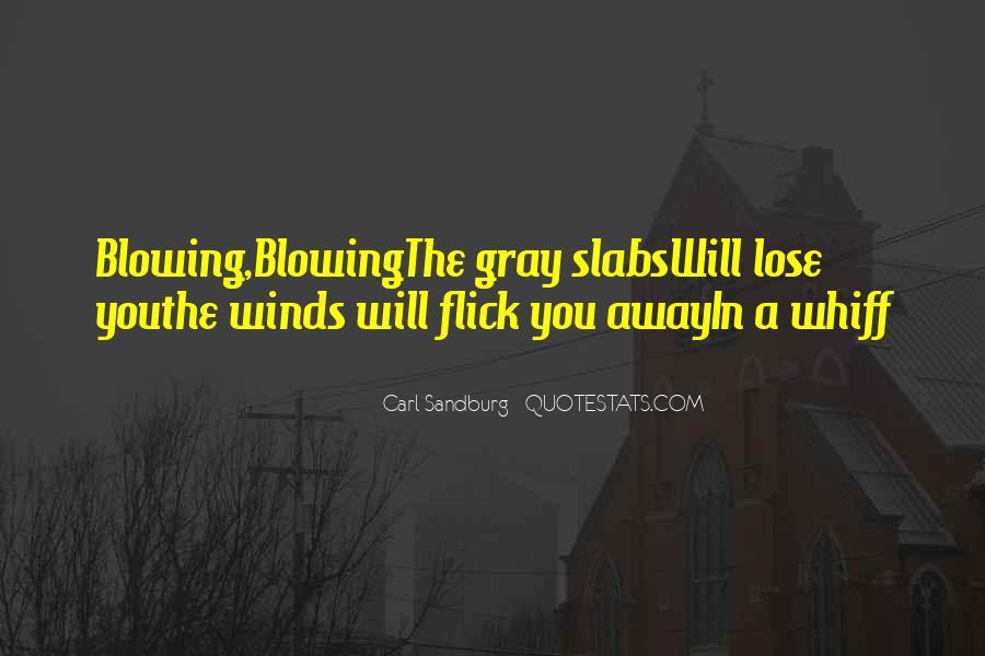 Quotes About Carl Sandburg #354907