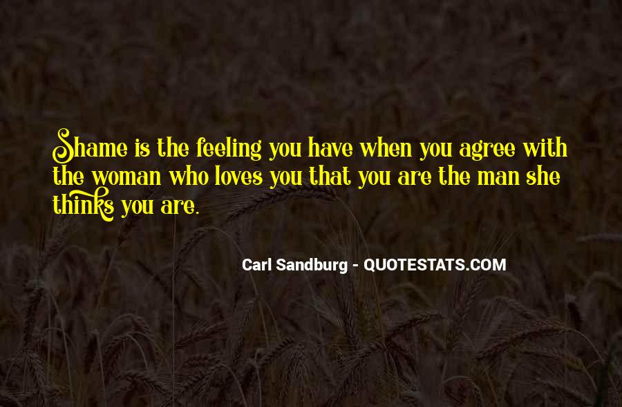 Quotes About Carl Sandburg #380961