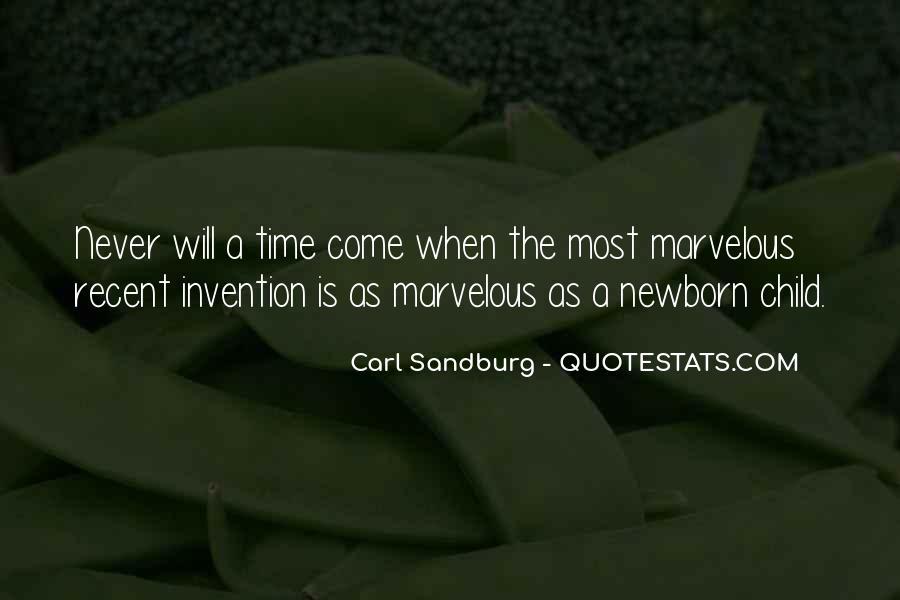 Quotes About Carl Sandburg #402168