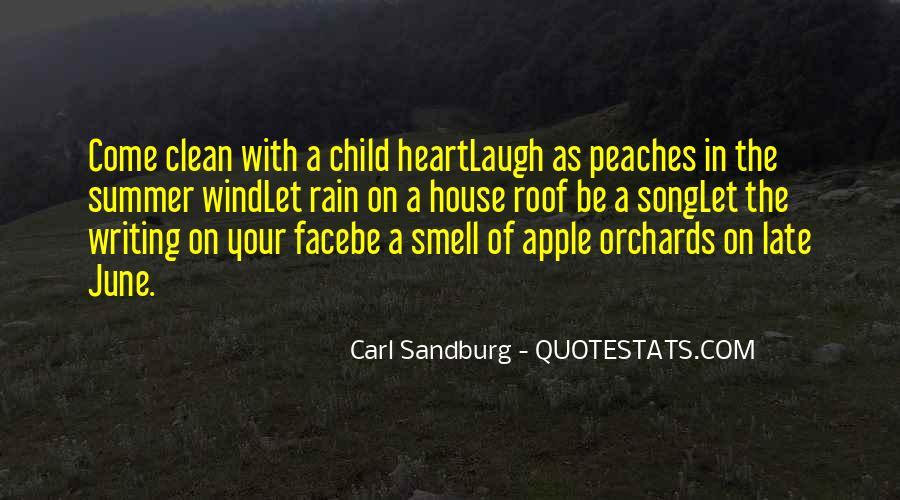 Quotes About Carl Sandburg #431237