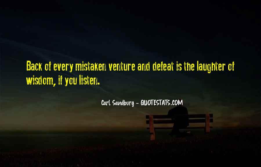 Quotes About Carl Sandburg #456285
