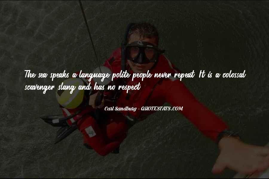 Quotes About Carl Sandburg #481078