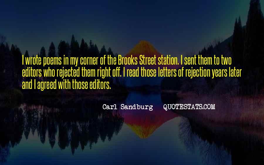 Quotes About Carl Sandburg #484935