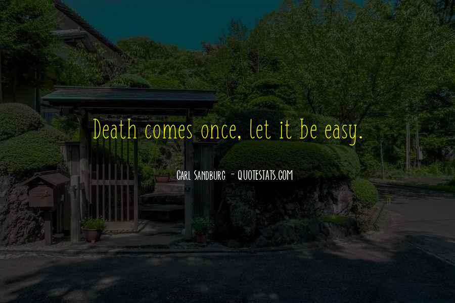 Quotes About Carl Sandburg #493283