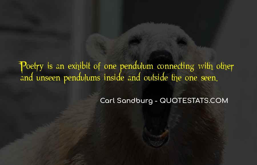 Quotes About Carl Sandburg #537215