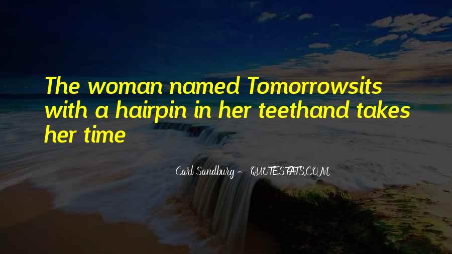 Quotes About Carl Sandburg #581927