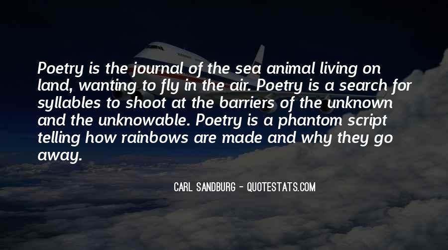 Quotes About Carl Sandburg #593578