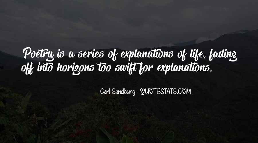 Quotes About Carl Sandburg #64282