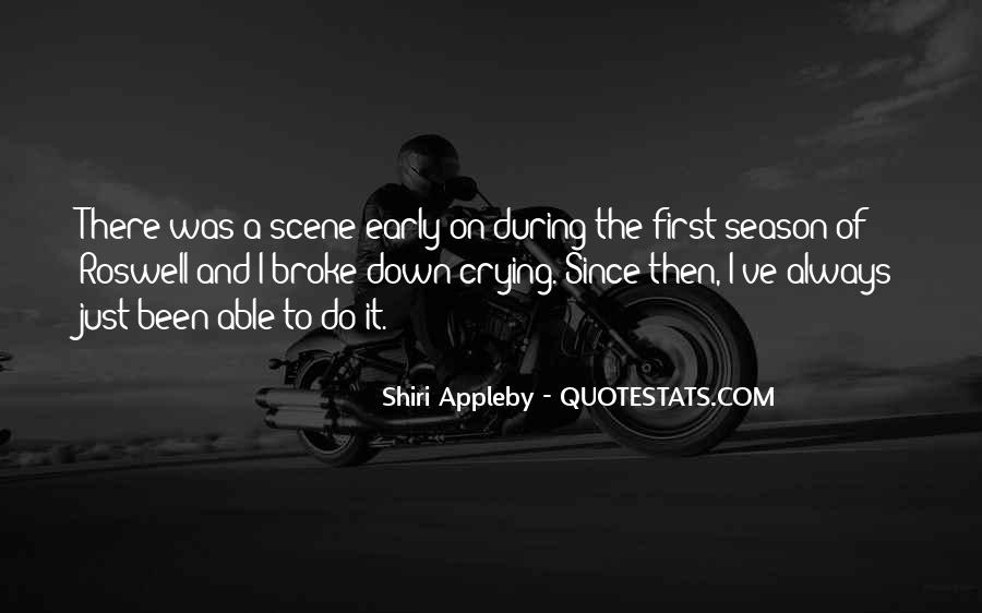 Roswell Season 3 Quotes #1661015