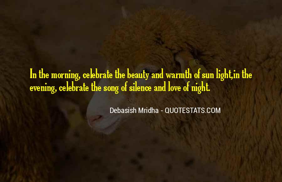 Quotes About Sun And Happiness #1093098