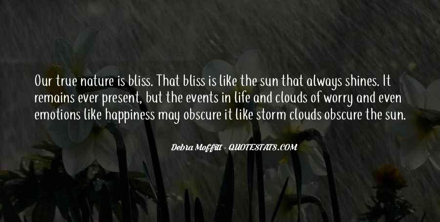 Quotes About Sun And Happiness #1178381
