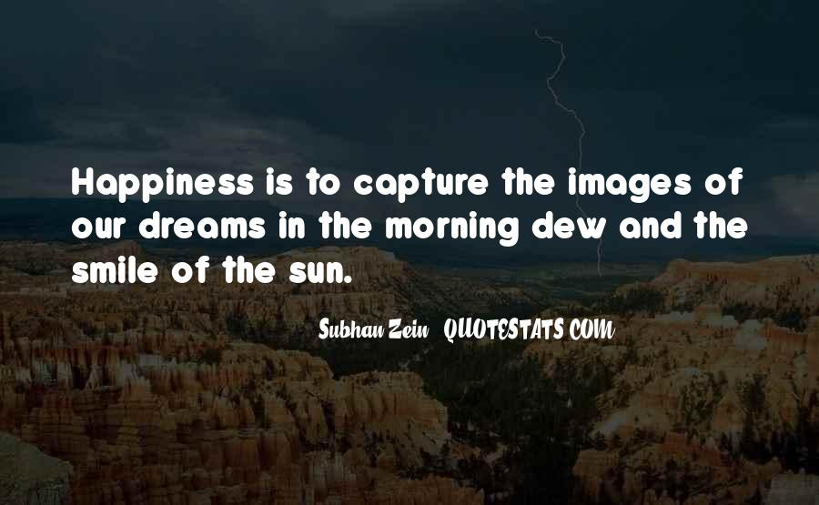 Quotes About Sun And Happiness #119957