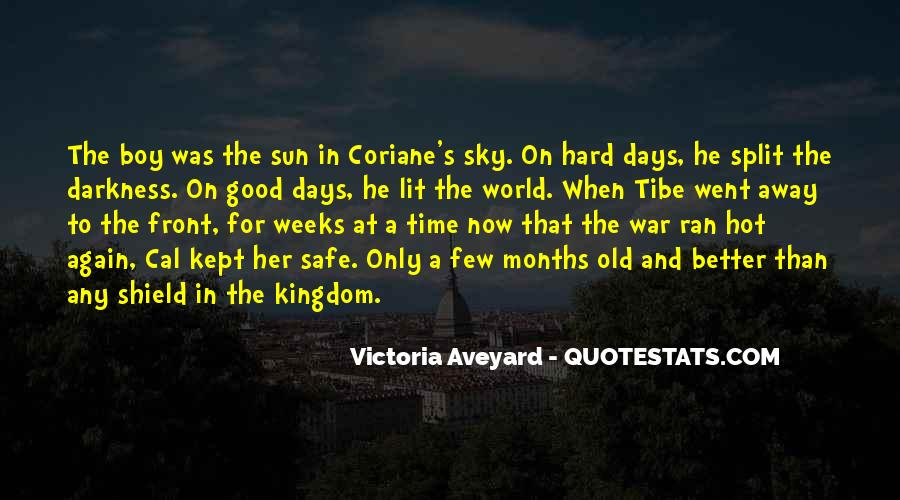 Quotes About Sun And Happiness #1259866