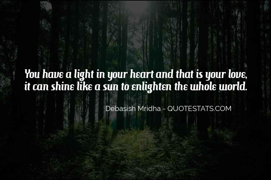 Quotes About Sun And Happiness #131525