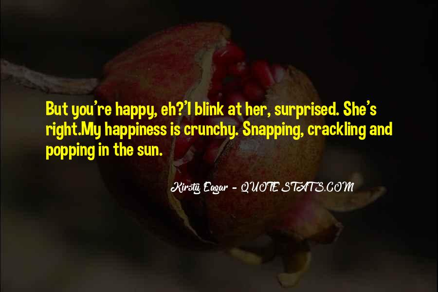 Quotes About Sun And Happiness #1505750