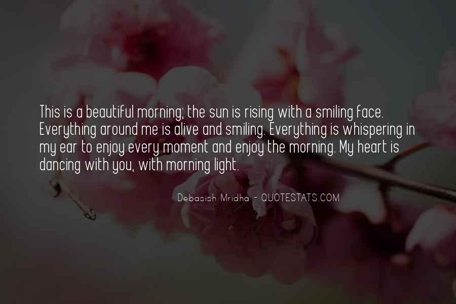 Quotes About Sun And Happiness #1868895