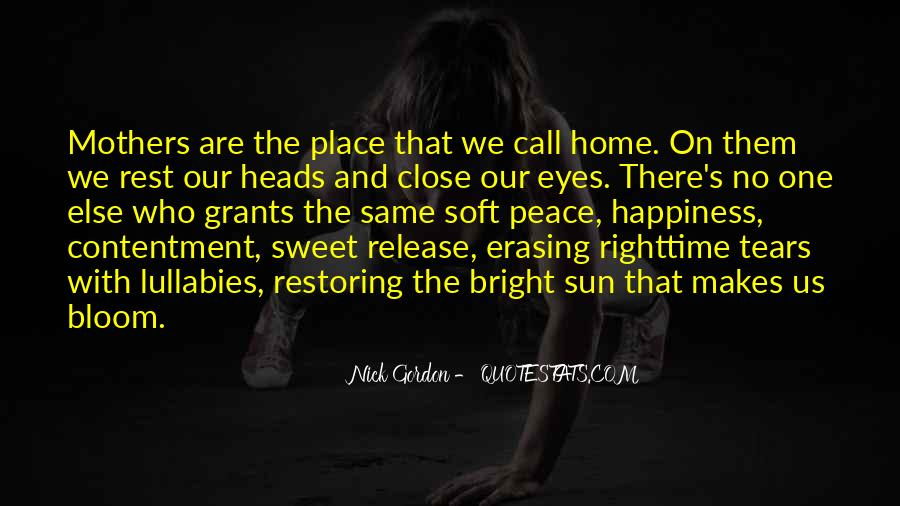 Quotes About Sun And Happiness #859638