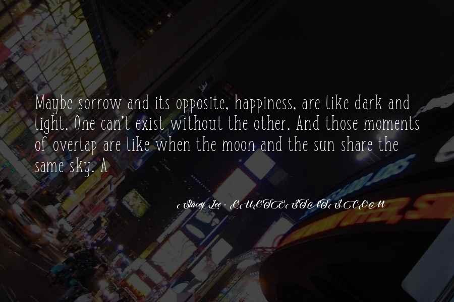 Quotes About Sun And Happiness #956161