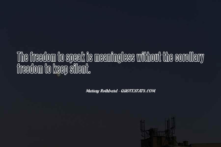 Rothbard Quotes #1020566