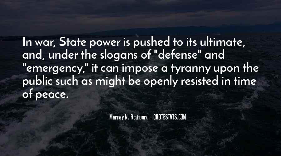 Rothbard Quotes #119850