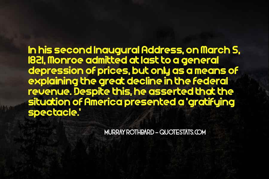 Rothbard Quotes #238117