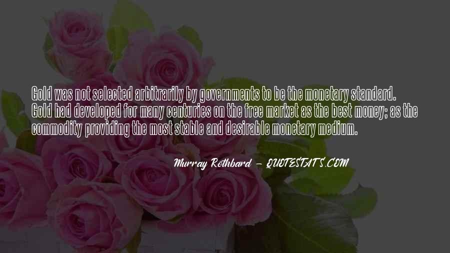 Rothbard Quotes #239462