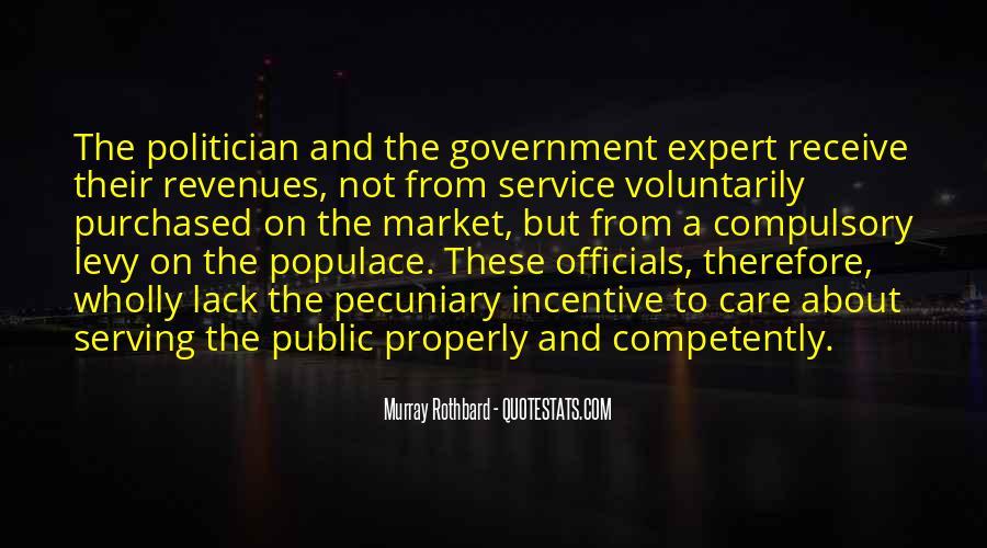 Rothbard Quotes #266653
