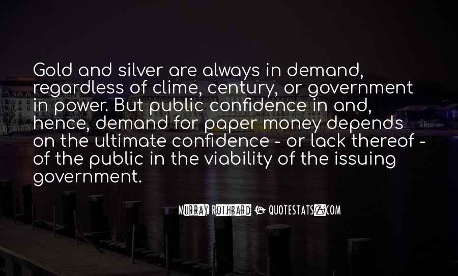 Rothbard Quotes #272544