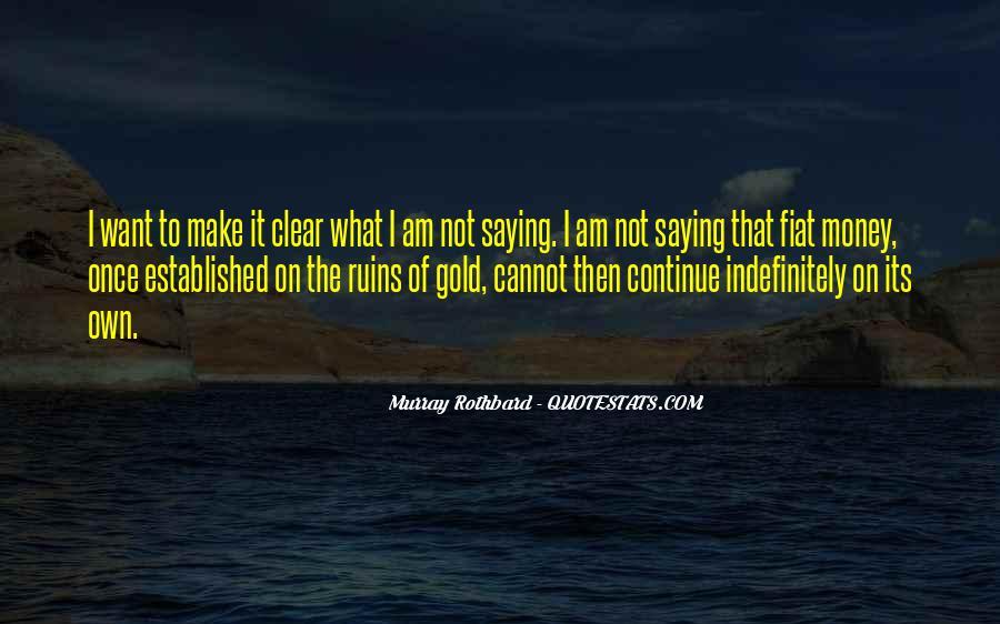 Rothbard Quotes #281349