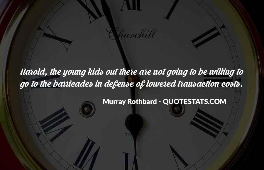 Rothbard Quotes #295080