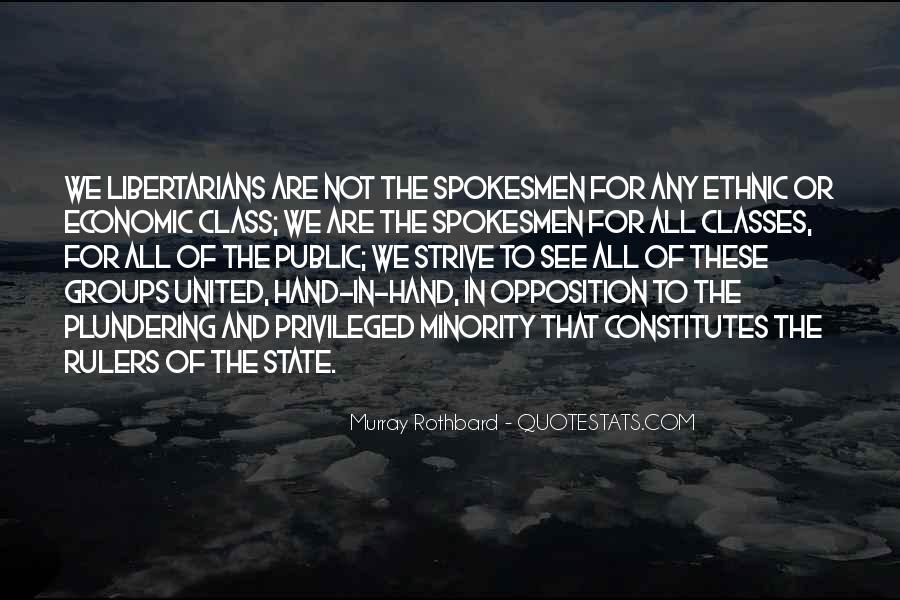 Rothbard Quotes #311878