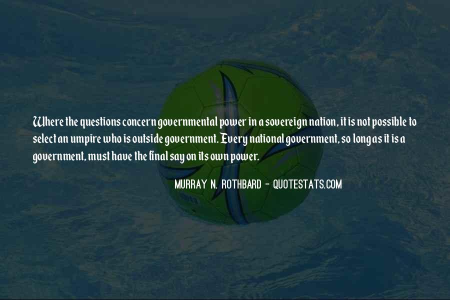 Rothbard Quotes #316890