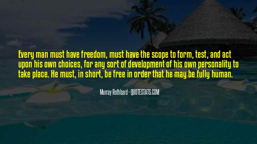 Rothbard Quotes #320909